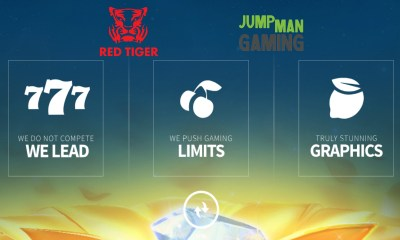 Red Tiger Gaming Agrees Jumpman Deal