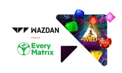 Wazdan go live with EveryMatrix