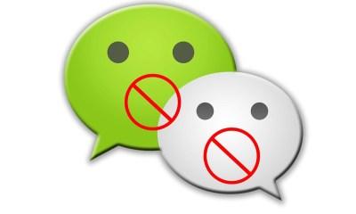 WeChat closes gambling accounts