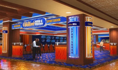 William Hill makes a strong start in New Jersey
