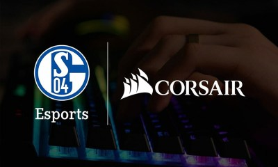 FC Schalke 04 Esports signs partnership with CORSAIR