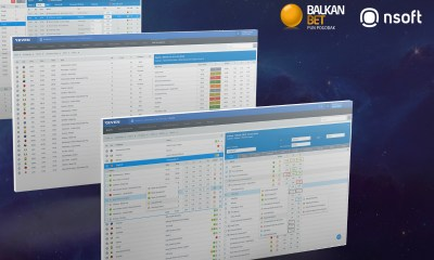 NSoft releases its Pre-Match Self-Managed to Balkan Bet