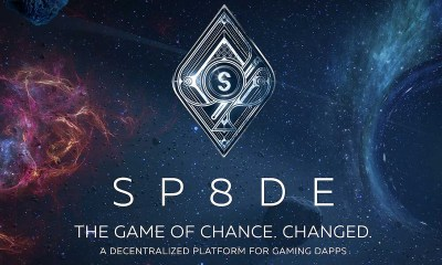SP8DE launches new web-site and announces new features to become the leading blockchain platform for iGaming