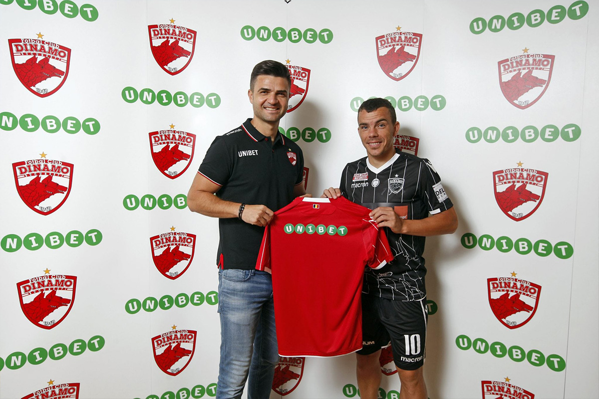 Unibet The New Official Partner Of FC Dinamo Bucharest