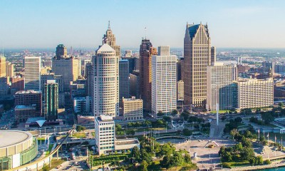 Casino revenue increases in Detroit