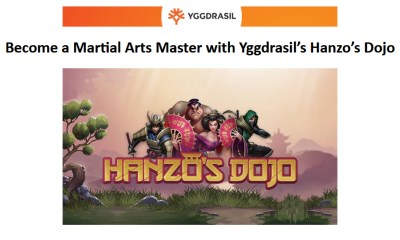 Become a Martial Arts Master with Yggdrasil's Hanzo's Dojo