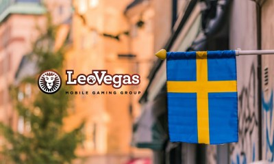 LeoVegas applies for gambling licence in Sweden