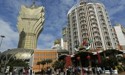 Slowdown of Chinese economy to hamper Macau's gaming sector