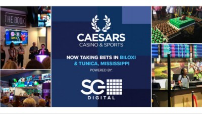 Scientific Games and Caesars Launch Sports Betting in Newly Regulated Mississippi
