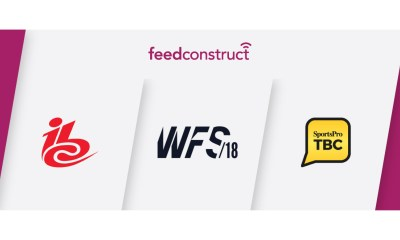Action-packed September for FeedConstruct