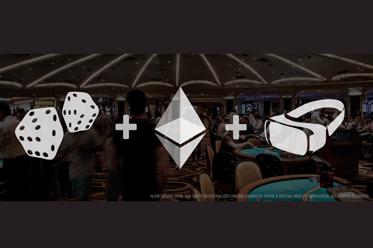 Alive Casino launches new platform combining virtual reality and blockchain