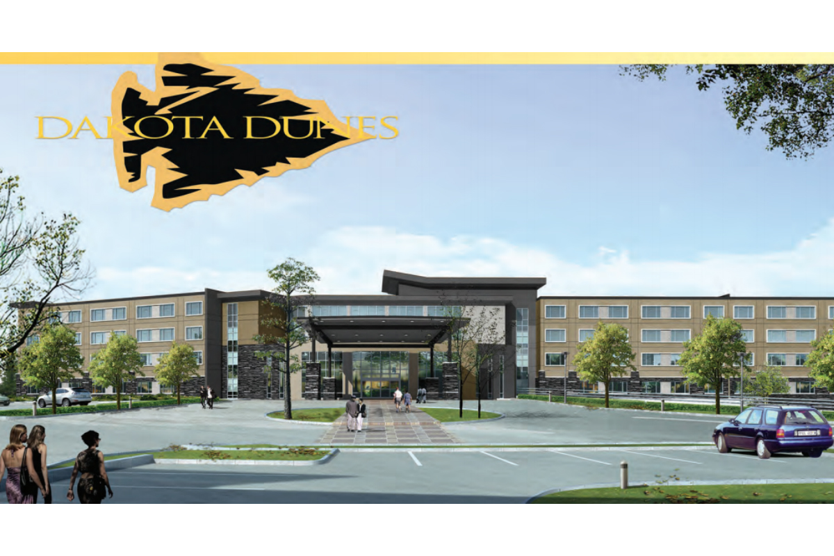 New 155-room hotel and conference centre coming to Whitecap Dakota First Nation