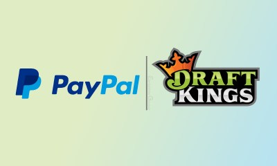 Draftkings adds PayPal for payment