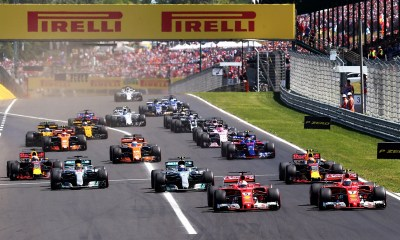 Formula One to have gambling advertisement soon