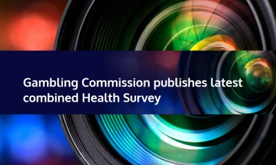 UK Gambling Commission publishes latest combined Health Survey