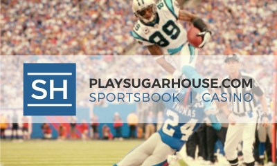 NJ's PlaySugarHouse.com Sportsbook & Casino Leads The Pack With Most Live In-Game Bets Offered During NFL's Opening Week