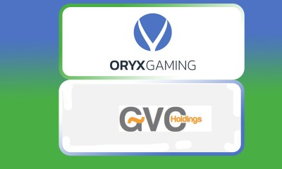 Oryx signs content partnership with GVC