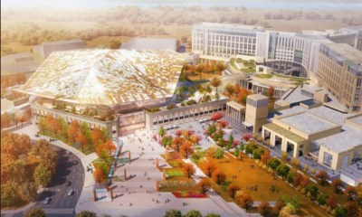 Paradise completes first stage of investment at Incheon