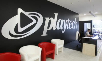 Playtech PLC is at the 5-year lowest