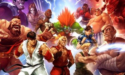 Capcom introduces Street Fighter eSports league in Japan