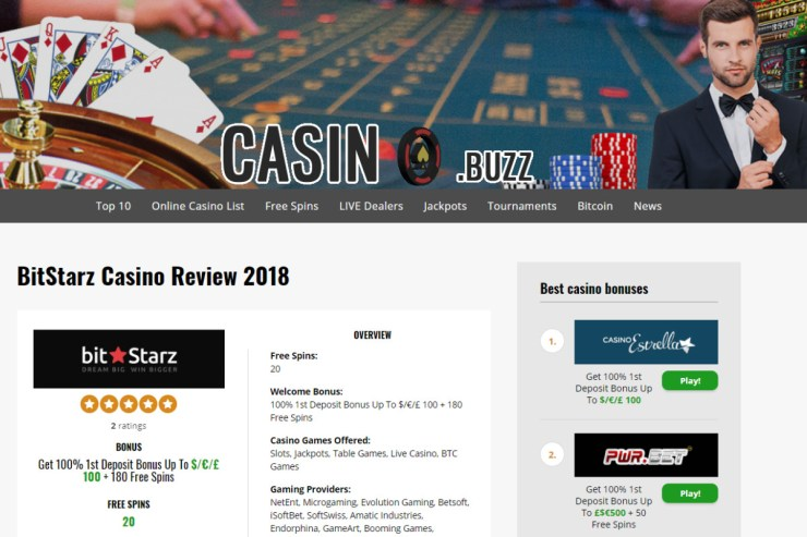 An Enjoyable Playing Experience with Online Casinos