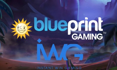 IWG strikes Blueprint Gaming partnership