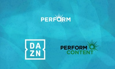 Perform Group rebrands as DAZN Group