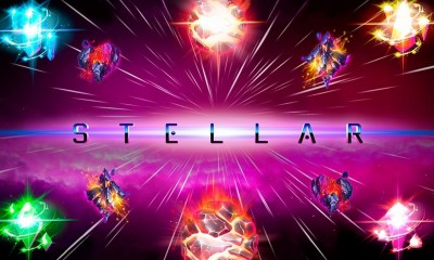 "AGames Launches ""Stellar"" Space Online Slot"