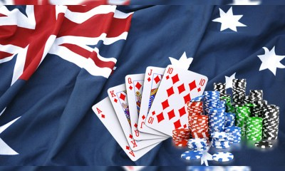 Australian gambling companies spend more for advertising