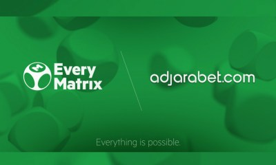 EveryMatrix seals casino deal with Adjarabet