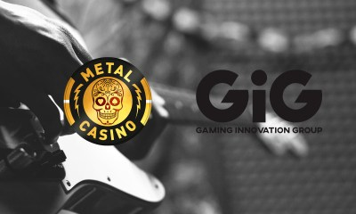 GiG extends deal with Metal Casino to provide sports betting services