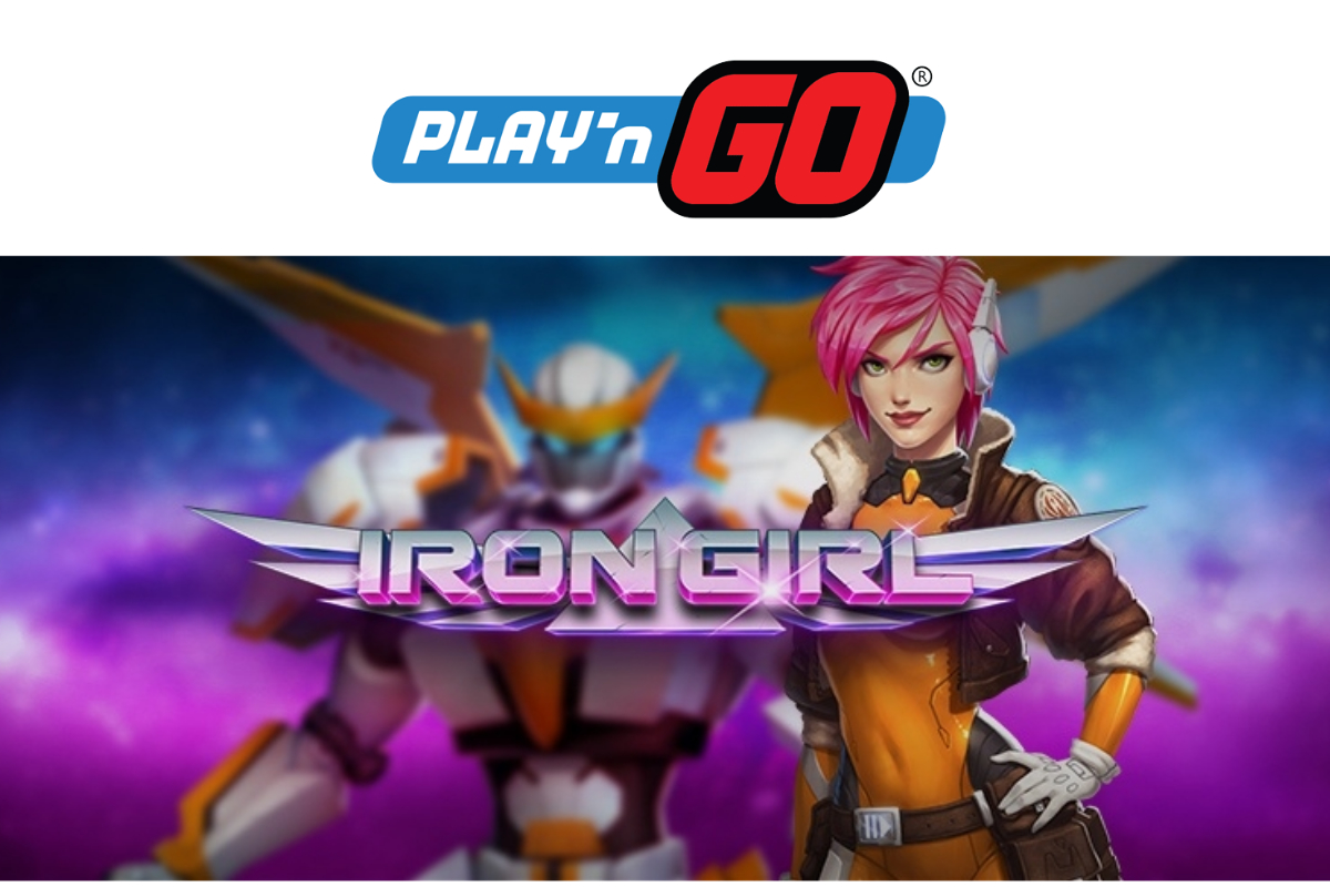 Play'n GO Push the Envelope with Iron Girl