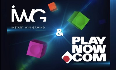 IWG goes live with British Columbia Lottery Corporation