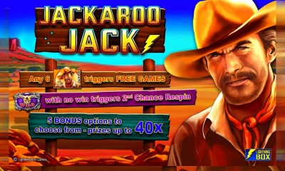 Jackaroo Jack jumps into action