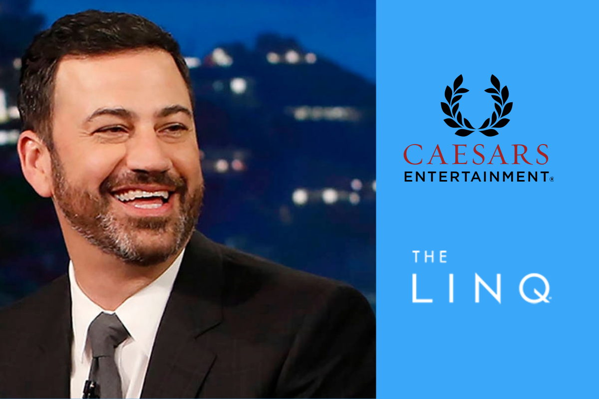 Jimmy Kimmel Partners With Caesars Entertainment To Open Comedy Club At The LINQ Promenade Spring 2019