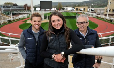 Bryony Frost, Tom Stanley and Donn McClean join Team Matchbook as Brand Ambassadors