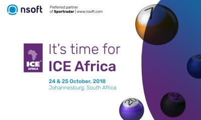 NSoft participates at ICE Africa 2018