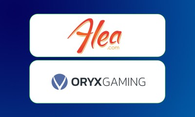 Oryx Gaming Partners with ALEA