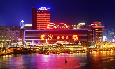 Sands to increase investment in Macau