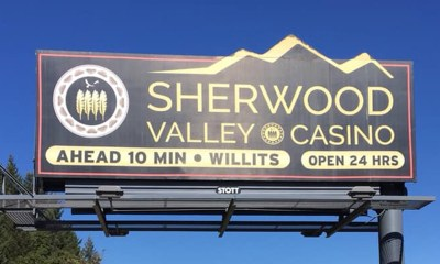 Sherwood Valley Tribe Names Broderick New GM, Brings Award Winning Experience and Creativity
