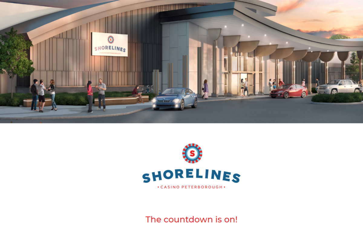 Grand Opening of Shorelines Casino Peterborough Scheduled for October 15th, 2018