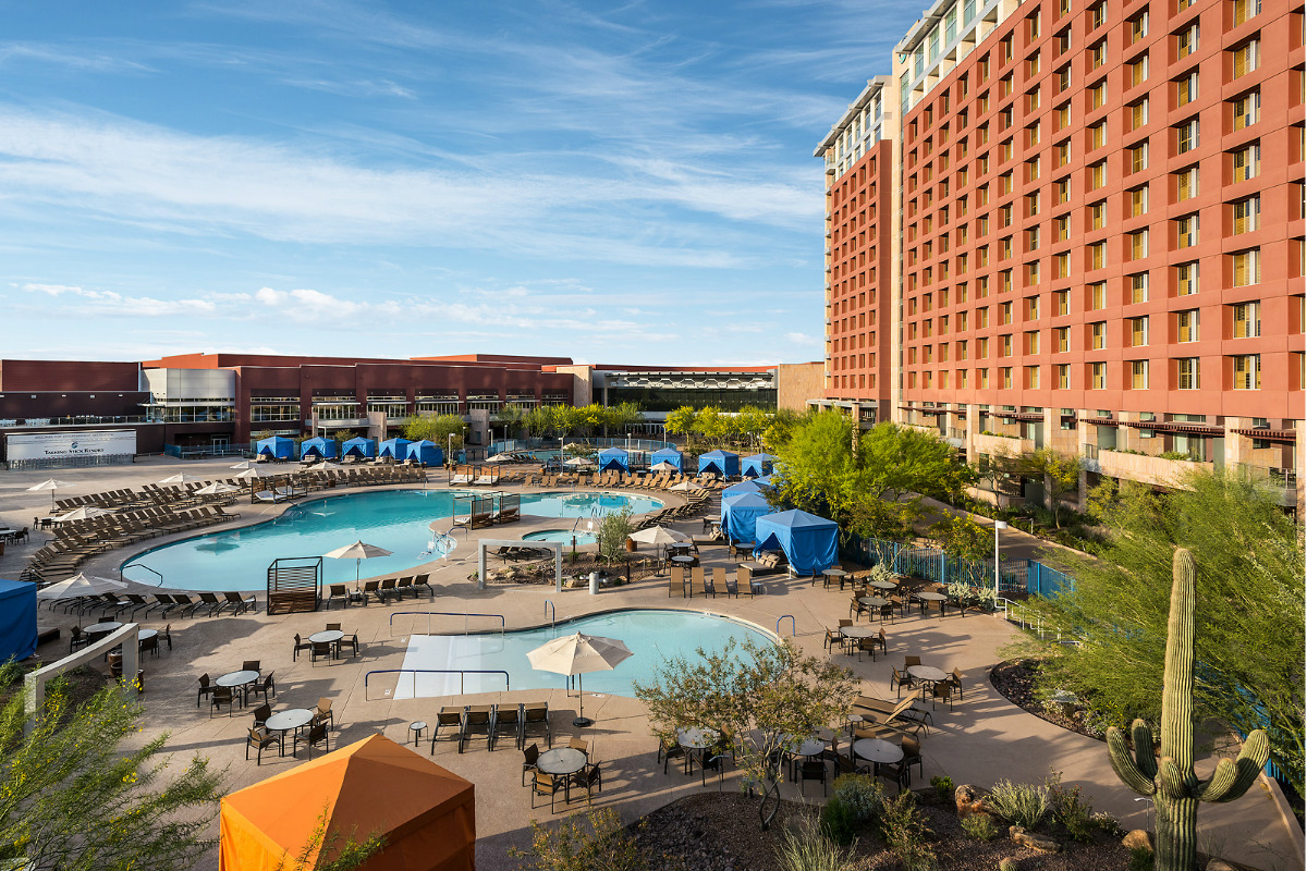 Talking Stick Resort Announces A Guest Appreciation Week With Amplified Prizes