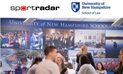 UNH Law Teams up with Sportradar to Offer First-ever Certificate in Sports Wagering and Integrity