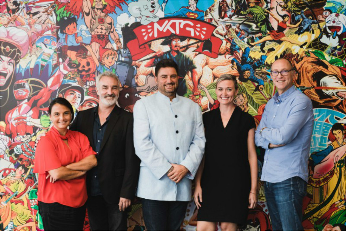 Branded - Acquired by Dentsu Aegis Network