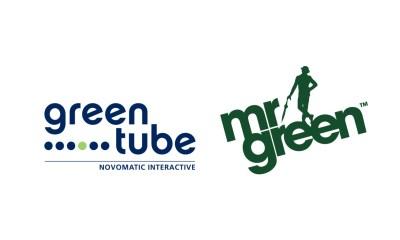 Greentube live on Mr Green