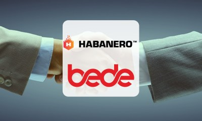 Habanero signs Bede Gaming deal