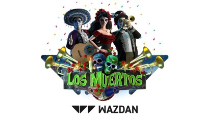 Wazdan's Los Muertos™ launches a new kind of slots experience.
