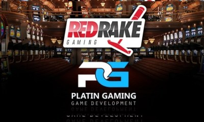 Red Rake Gaming signs a collaboration agreement with Platin Gaming