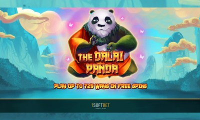 iSoftbet challenges players to master the mystical ways of The Dalai Panda