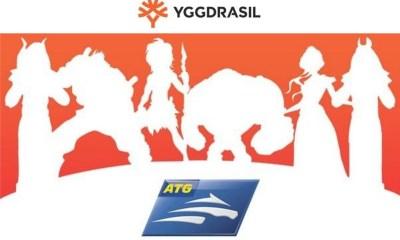Yggdrasil seals ATG casino slots content agreement